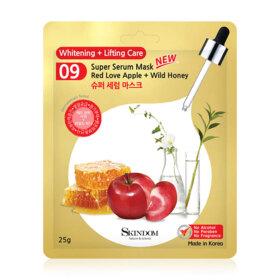 #Red Love Apple + Wild Honey