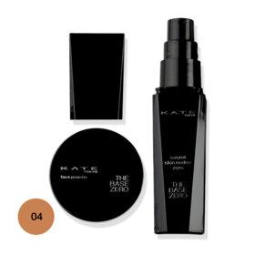 #04 (Free! Face Powder A 2g #Natural)