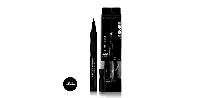 KATE Super Sharp Liner EX 2.0 #BK-1 Jet Black