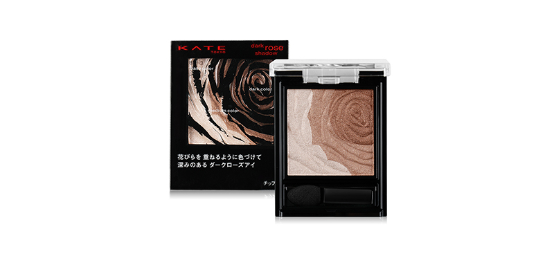 KATE Dark Rose Shadow 2.3g #BR-3 Classic Light Brown