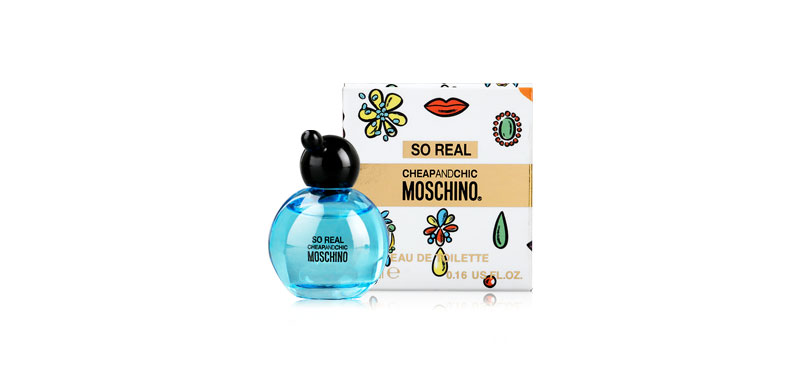 Moschino Cheap And Chic So Real  EDT 4.9ml