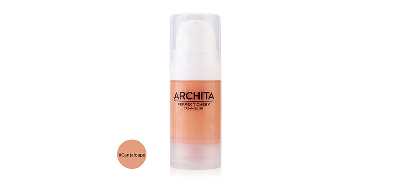 ARCHITA Perfect Cheek Cream Blush 13ml #Cantaloupe