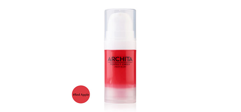 ARCHITA Perfect Cheek Cream Blush 13ml #Red Apple