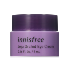 ฟรี! Jeju Orchid Eye Cream 5ml + Jeju Orchid Skin 15ml + Jeju Orchid Enriched Cream 10ml  + Jeju Orchid Sleeping Mask 15ml (1 ชิ้น / 1 ออเดอร์ ) เมื่อช้อปสินค้า Innisfree ครบ 3,000.-