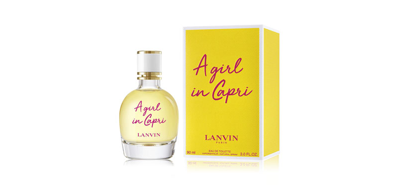 Lanvin A Girl in Capri Eau De Toilette 90ml