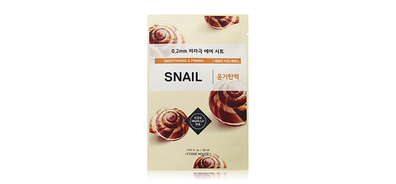 Etude House 0.2 Air Mask Snail 20ml