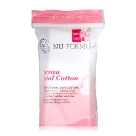 ฟรี! Nu Formula Derma Facial Cotton 35pcs (1 ชิ้น / 1 ออเดอร์) เมื่อช้อปสินค้า Nu Formula ที่ร่วมรายการอย่างน้อย 1 ชิ้น