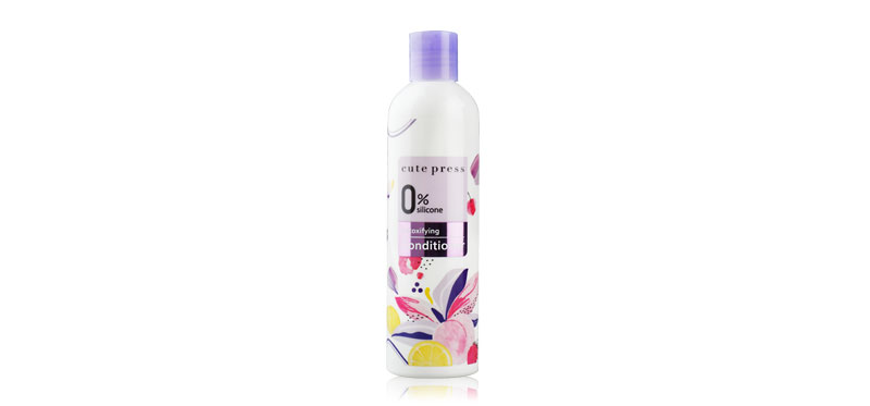 Cute Press 0% Silicone Detoxifying Conditioner 300ml