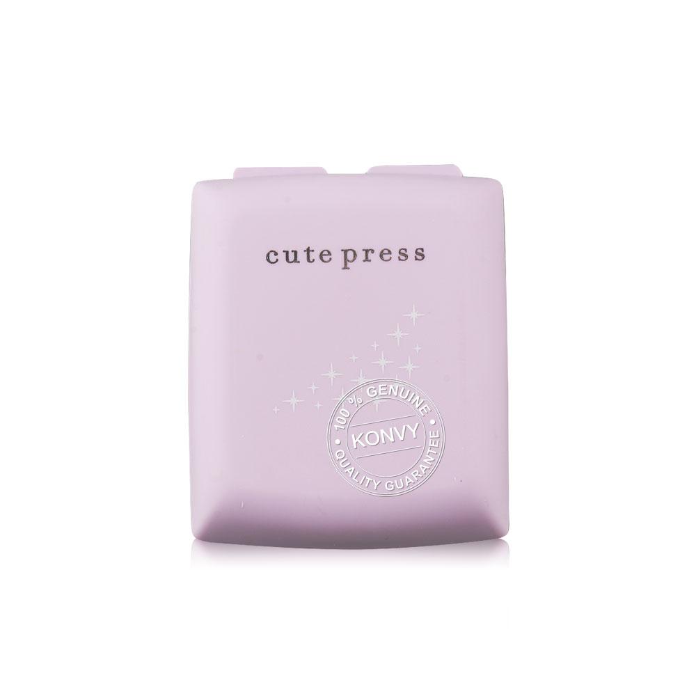 Cute Press Evory Retouch Oil Control Foundation Powder SPF30/PA++ #N1 (5g x 3pcs)
