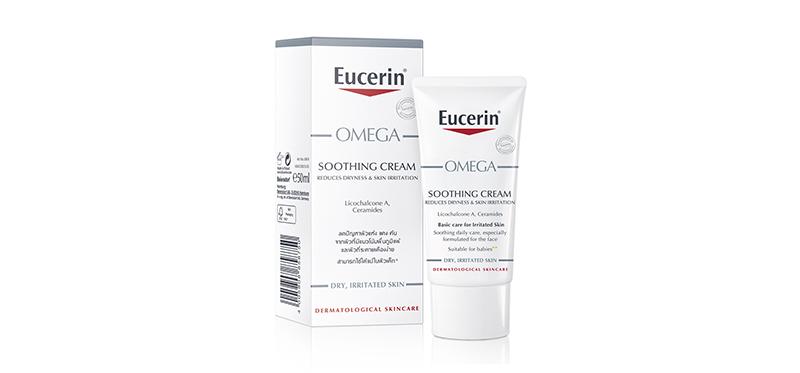 Eucerin Omega Soothing Cream 50ml