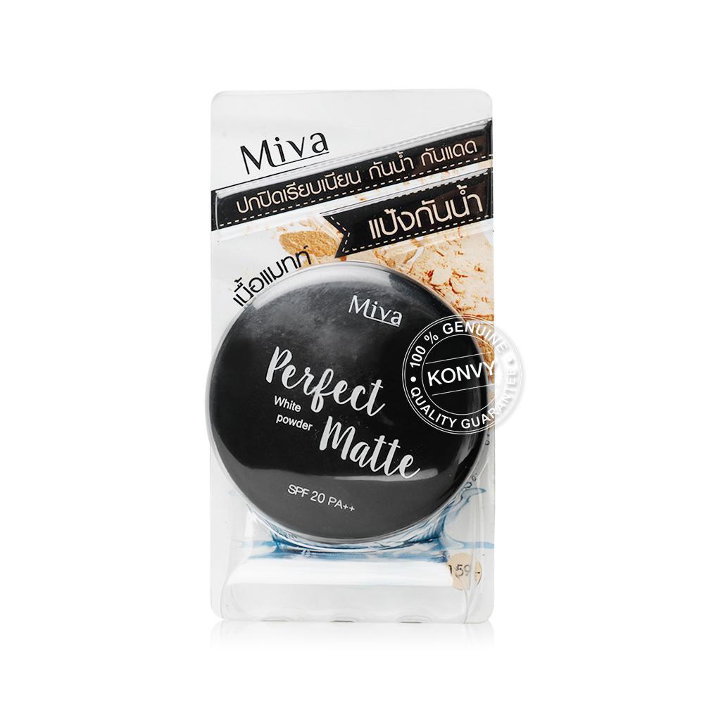 Mivagirl Perfect Matte White Powder SPF20/PA++ 7g