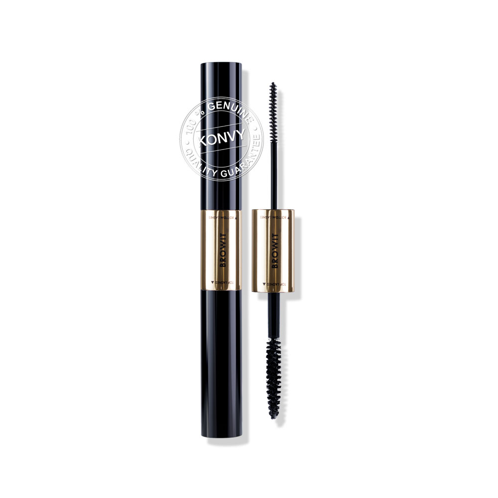 Browit Professional Duo Mascara #Sexy Black