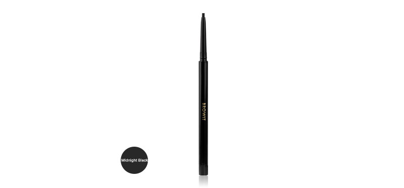 Browit Smooth and Slim Inner Eyeliner 0.1g #Midnight Black