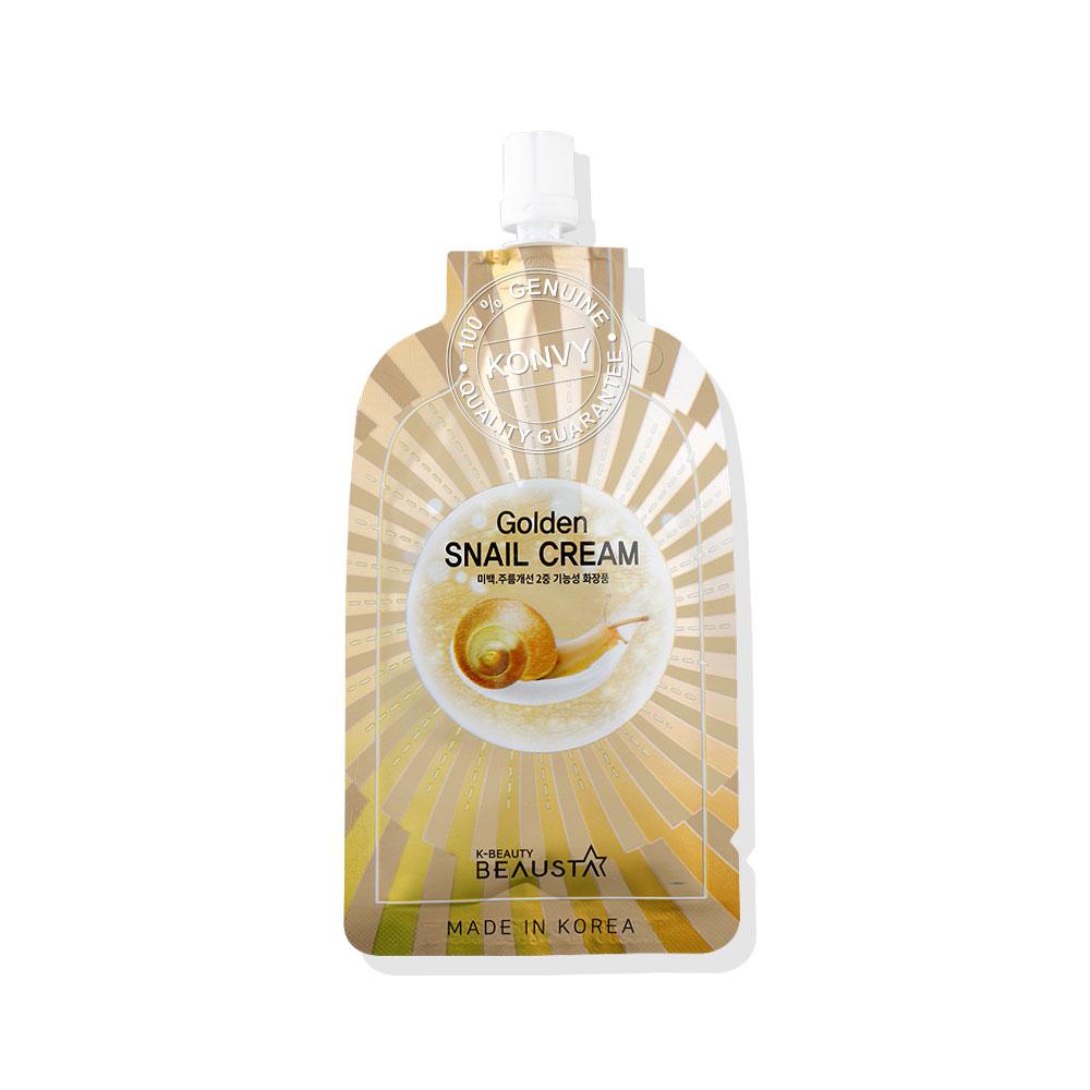 BEAUSTA Golden Snail Cream 15ml