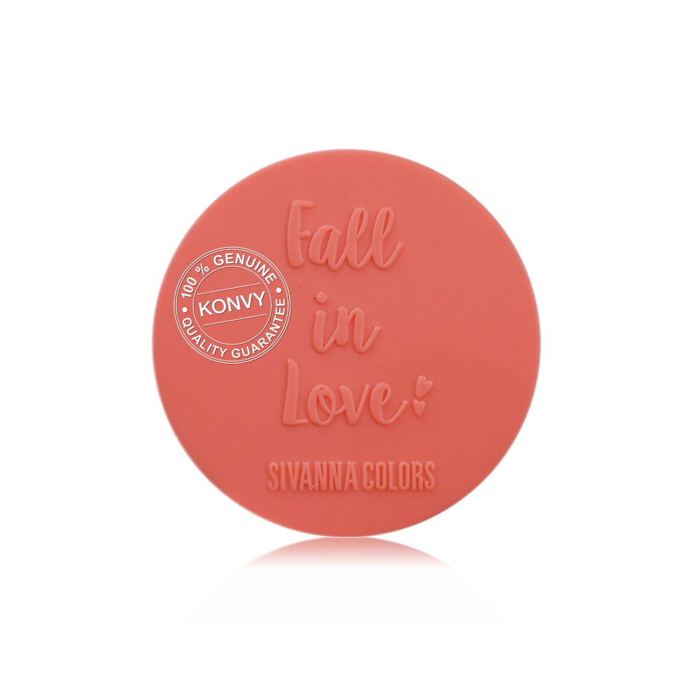 Sivanna Fall In Love Blush 4g #01