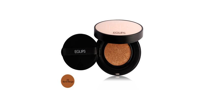 Eglips Blur Finishing Cushion 12g #25 Sand Beige