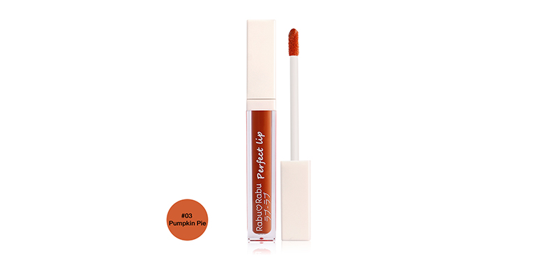 RABU RABU Perfect Matte Liquid Lip RL 5ml #03 Pumpkin Pie