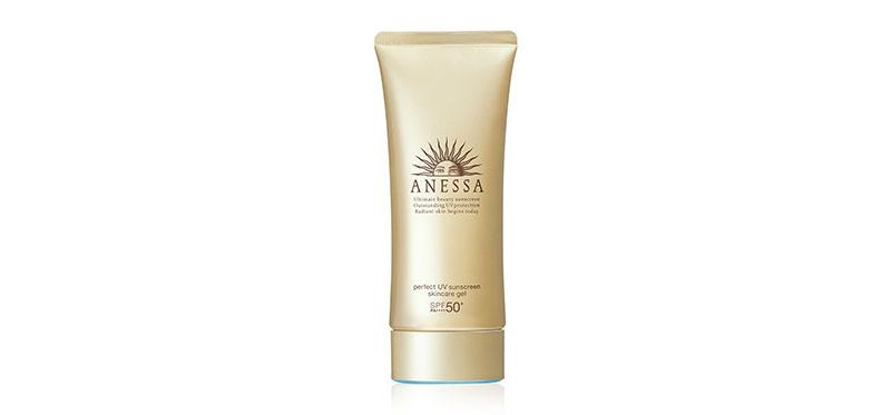 Anessa Perfect UV Sunscreen Skincare Gel SPF50+/PA++++ 90g