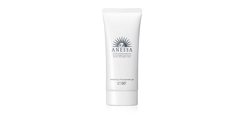 Anessa Whitening UV Sunscreen Gel SPF50/PA++++ 90g