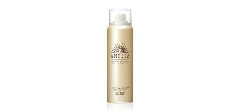 Anessa Perfect UV Sunscreen Skincare Spray SPF50+/PA++++ 60g