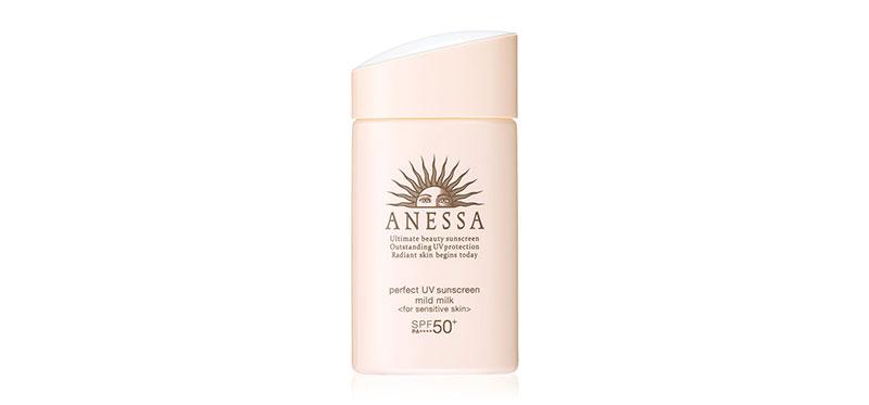 Anessa Perfect UV Sunscreen Mild Milk SPF50+/PA++++ 60ml