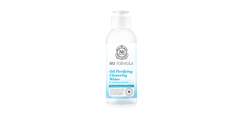 Nu Formula Oil Purifying Cleansing Water 100ml