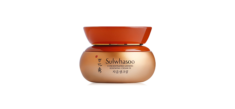 Sulwhasoo Concentrated Ginseng Renewing Cream EX 60ml (No Box)