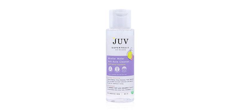 Juv Micellar Water Anti-Acne Cleanser 80ml