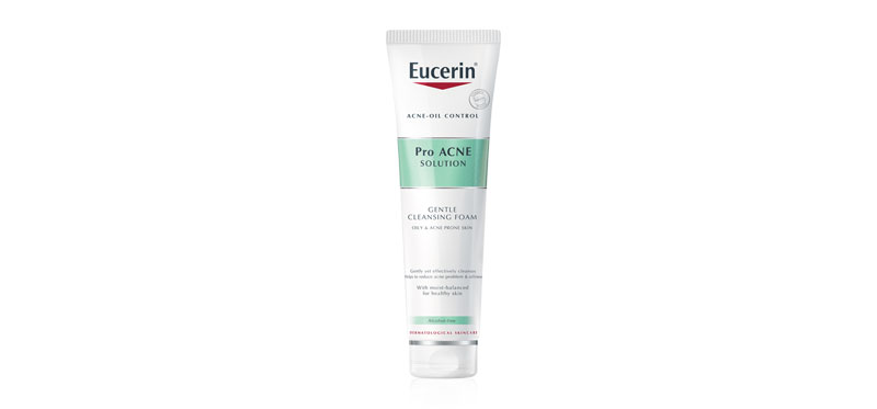 Eucerin Pro Acne Cleansing Foam 150g