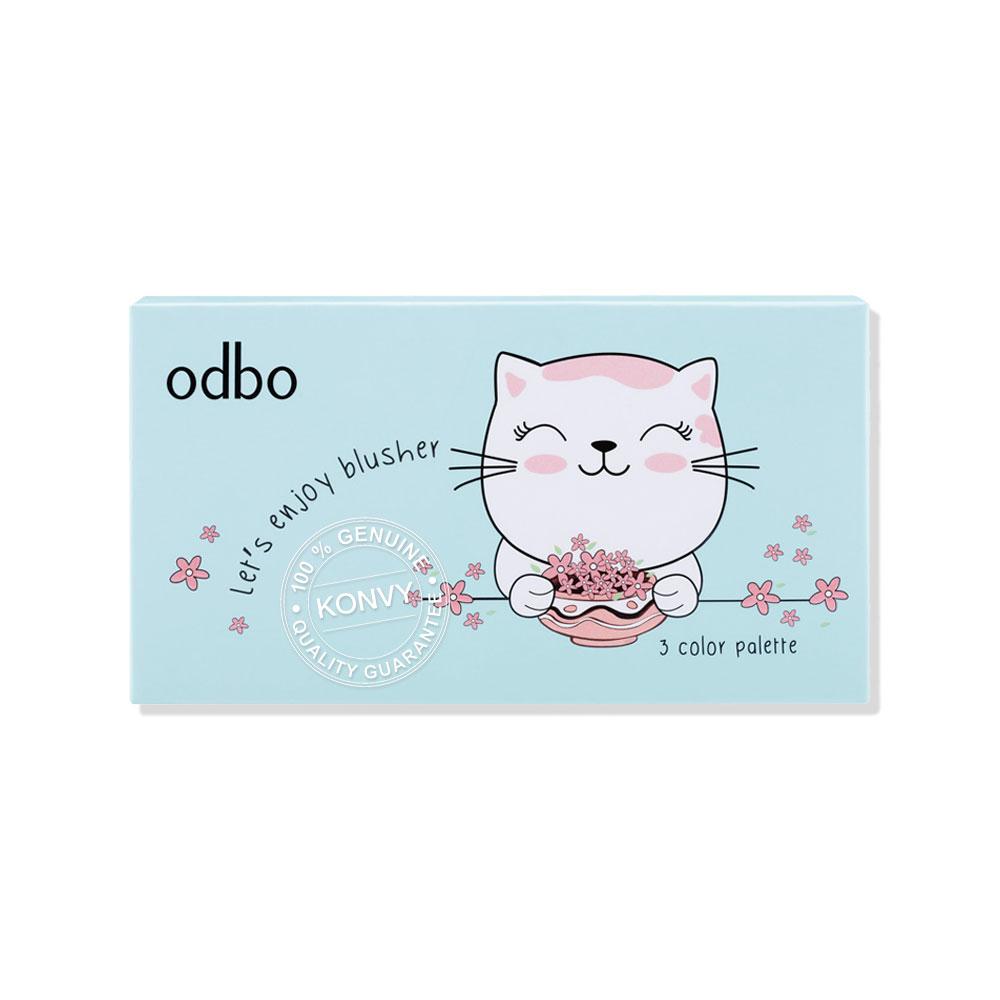 ODBO Let'S Enjoy Blusher 7g #OD1-103-01