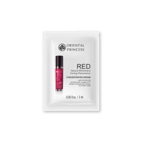ฟรี!  Oriental Princess RED Natural Whitening & Firming Phenomenon Concentrated Serum 2ml  (1 ชิ้น / 1 ออเดอร์) เมื่อช้อปสินค้า  Oriental Princess อย่างน้อย 1 ชิ้น  (ของแถมจำนวนจำกัด)