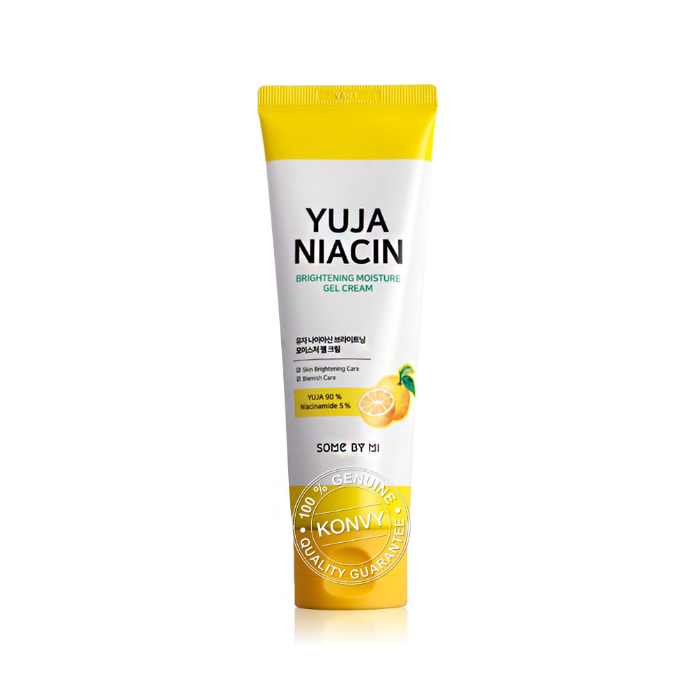 Some By Mi Yuja Niacin Brightening Moisture Gel Cream 100ml