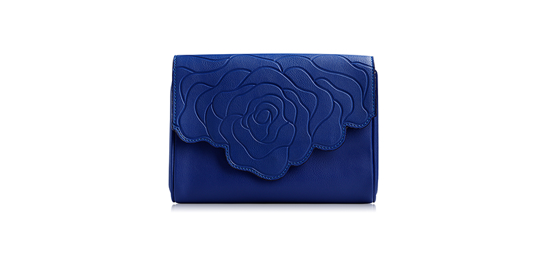 Dove Beauty Aristotle Blue Bag
