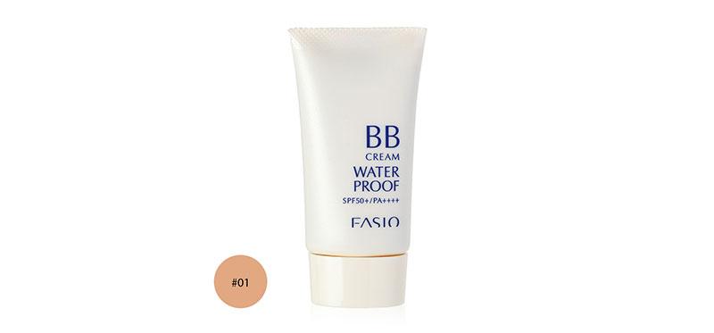 Fasio BB Cream Waterproof 30g #01