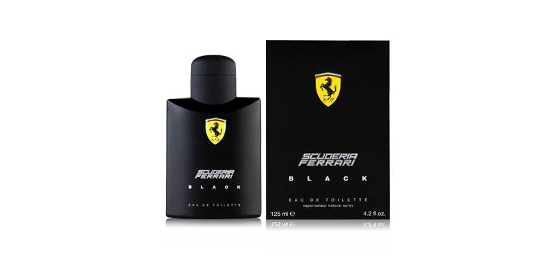 Ferrari Scuoeria Ferrari Black EDT 125ml