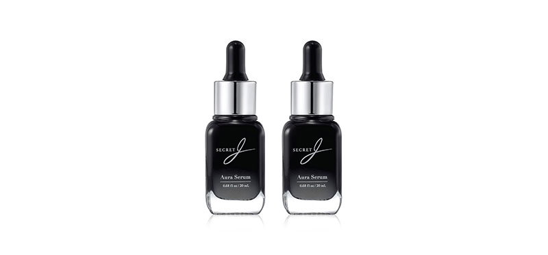[แพ็คคู่] Secret J Aura Serum (20ml x 2pcs)