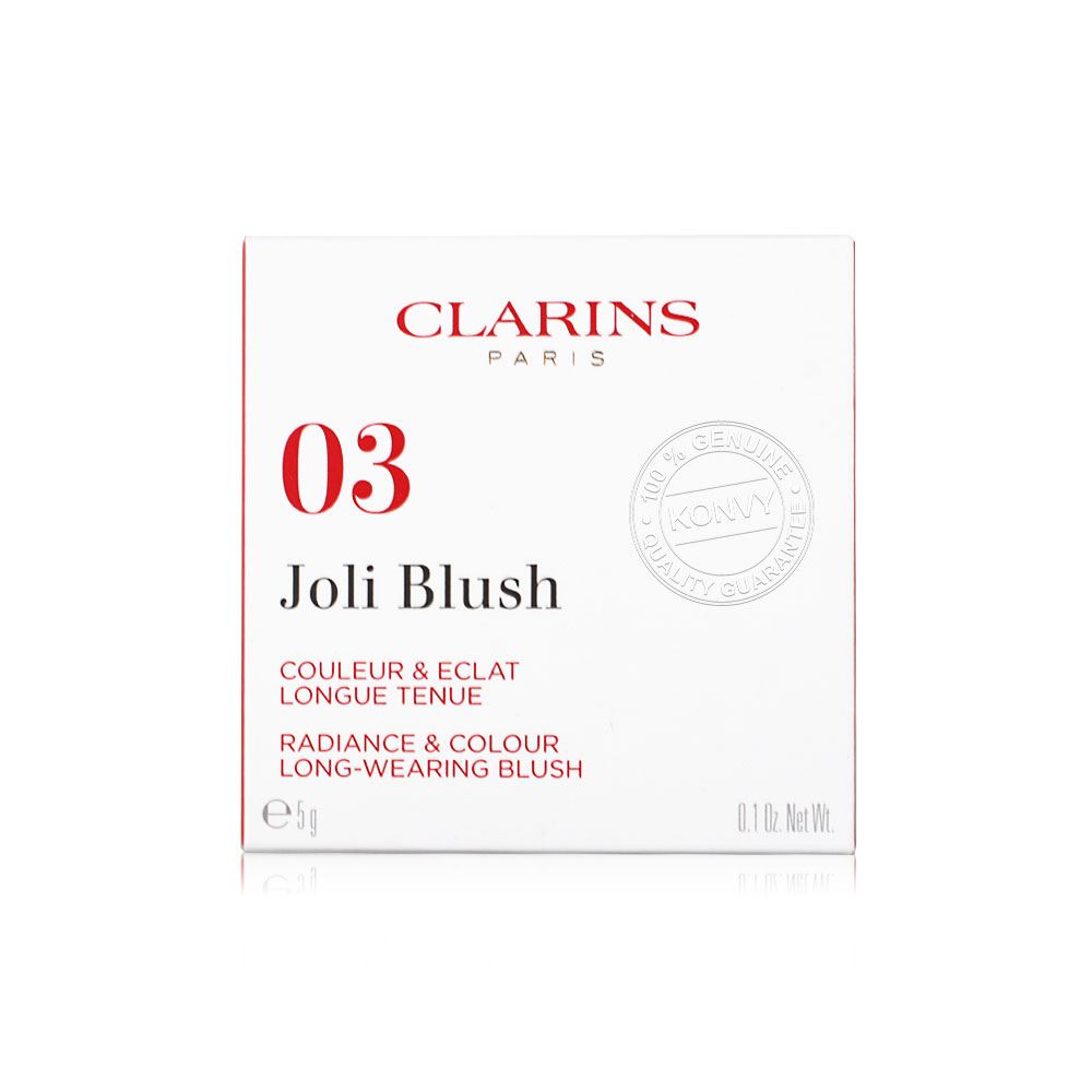 Clarins Joli Blush #03 Cheeky Rose