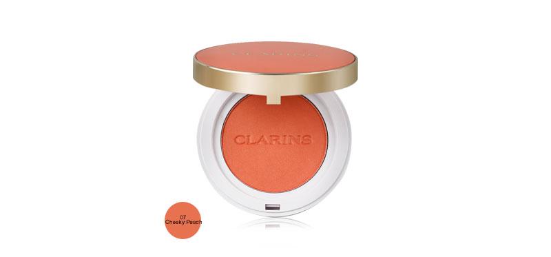 Clarins Joli Blush #07 Cheeky Peach