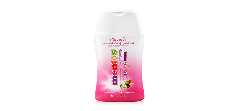 Mentos Shower Cream Fresh Collagen 90ml