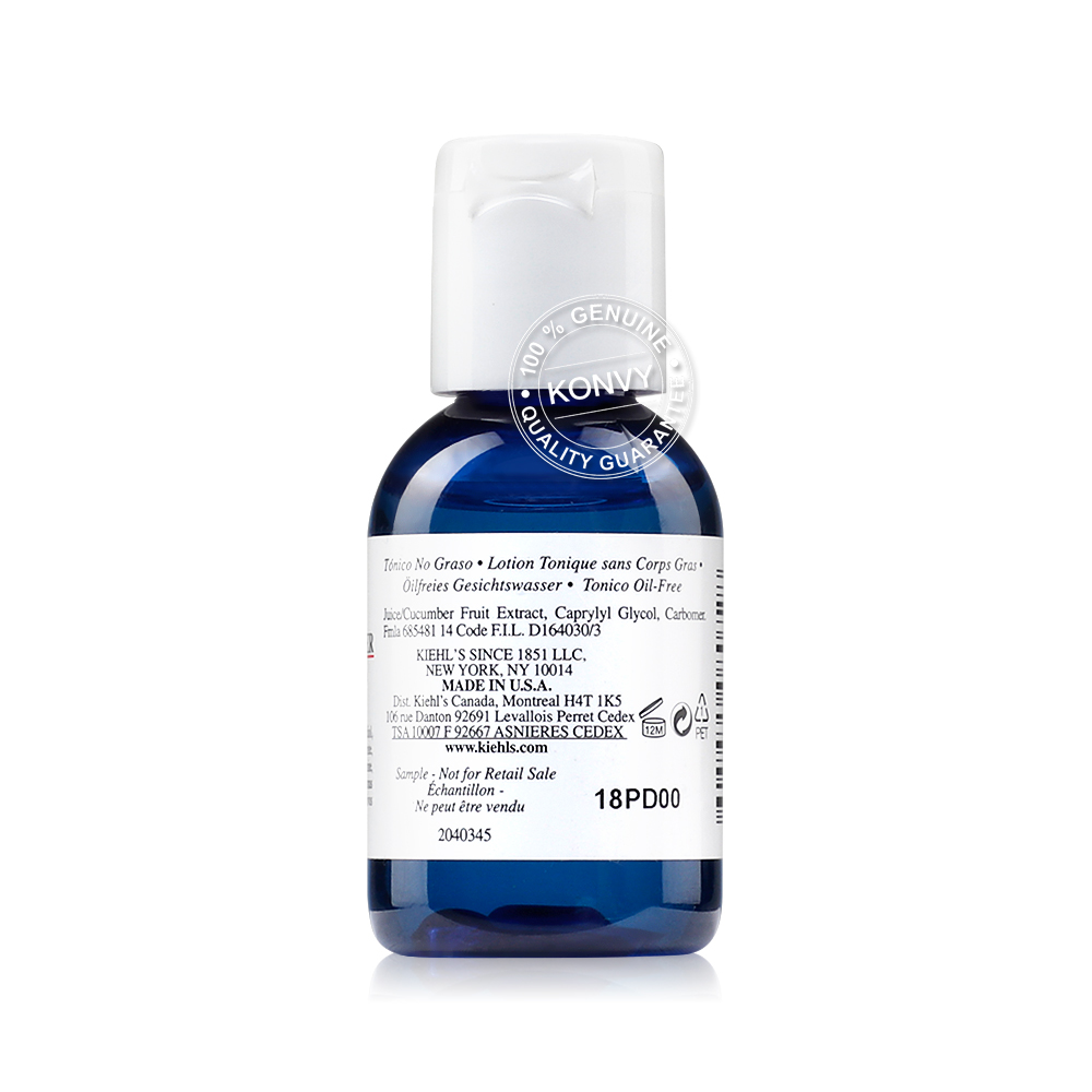 Kiehl's Ultra Facial Oil-Free Toner 40ml