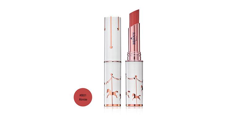 Bisous Bisous Carrousel de Paris Tint Lip Balm 2.2g #B01 Aimie