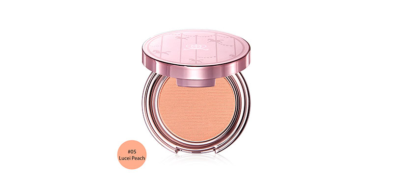 Bisous Bisous Carrousel de Paris Blooming Blusher 6.5g #05 Lucei Peach