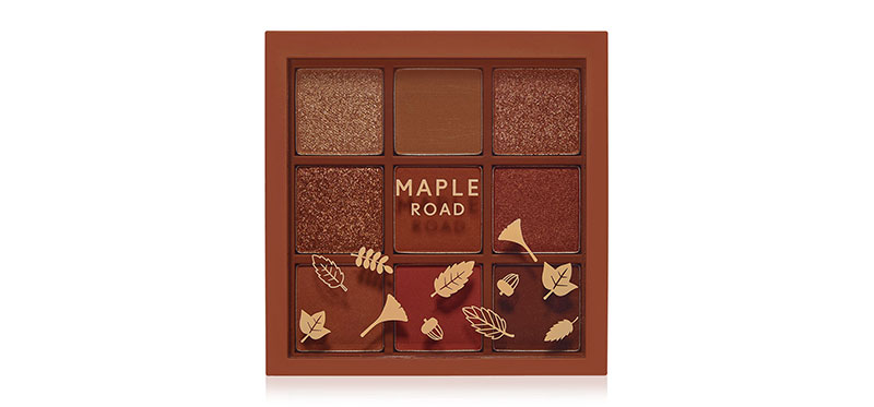 Etude House Play Color Eye Palette #Maple Road