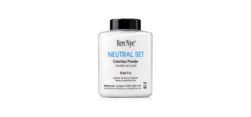 Ben Nye Neutral Set Colorless Powder 85g