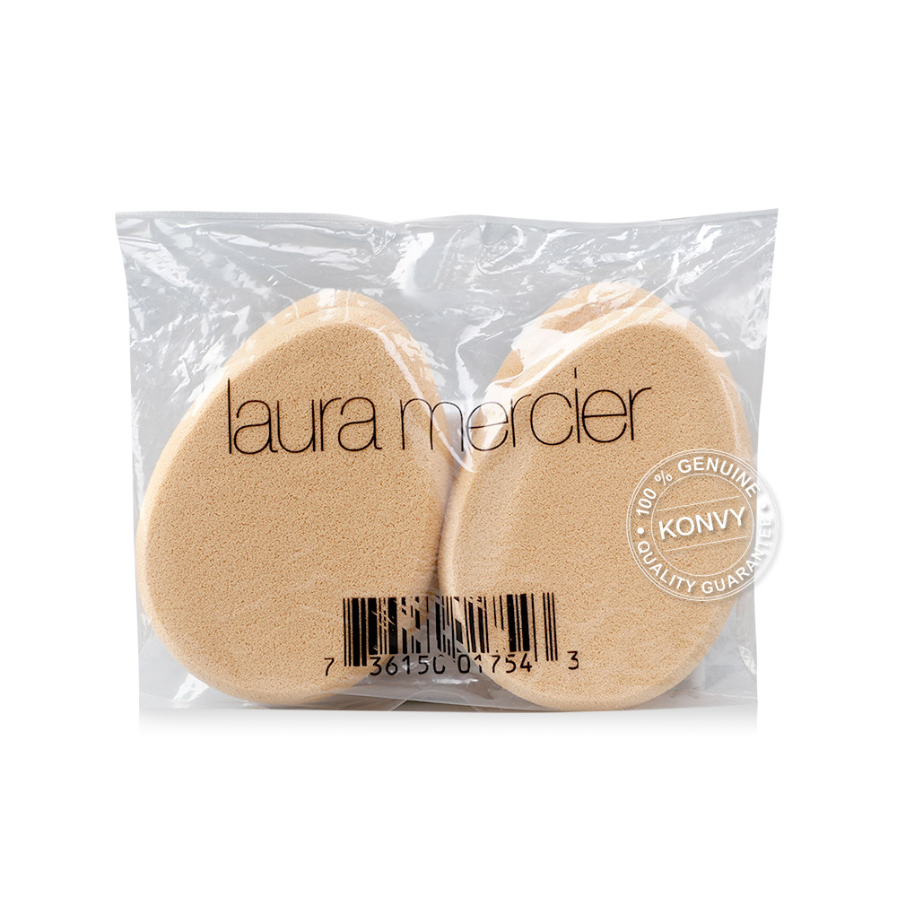 Laura Mercier Sponge Set (4pcs)