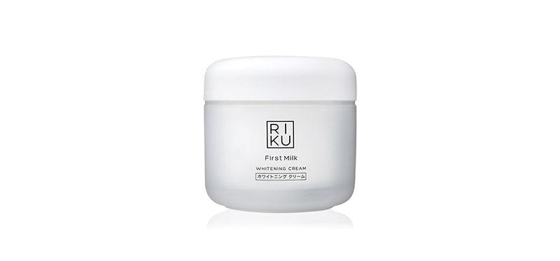 Riku First Milk Whitening Cream 50g