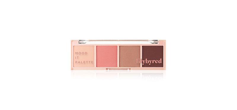 Lilybyred Mood It Palette 5.8g #02 Bloom It