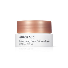 ฟรี! Innisfree Brightening Pore Priming Cream 10ml + Innisfree Brightening Pore Sleeping Mask 15ml + Innisfree Bright Pore Serum 5ml (1 ชิ้น / 1 ออเดอร์) เมื่อช้อปสินค้า Innisfree ครบ 2000.-