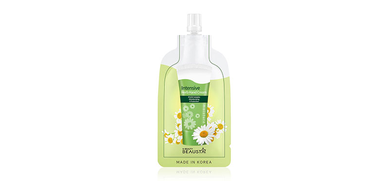 BEAUSTA Intensive Herb Hand Cream 20ml