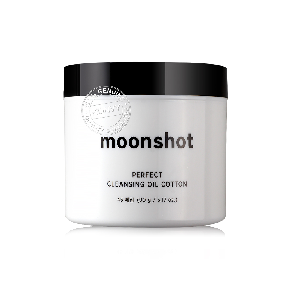 Moonshot Perfect Cleansing Oil Cotton 120g